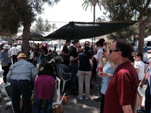 El PP de Alhama participó en el tradicional concurso de arroces de los Mayos, Foto 4