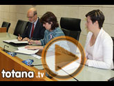 La UPCT y el ayuntamiento colaboran para fomentar la movilidad exterior de los estudiantes del municipio