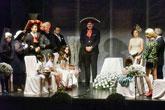 �xito total del reestreno de la obra de teatro La Manuela se Casa