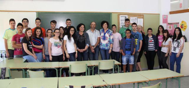 Estudiantes del IES Rambla de Nogalte crean una cooperativa, a través del proyecto Empresa Joven Europea - 1, Foto 1