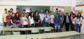 Estudiantes del IES Rambla de Nogalte crean una cooperativa, a través del proyecto Empresa Joven Europea