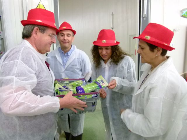 Casalduero afirma que el PP no defiende nuestra agricultura como debería ante la Unión Europea - 1, Foto 1