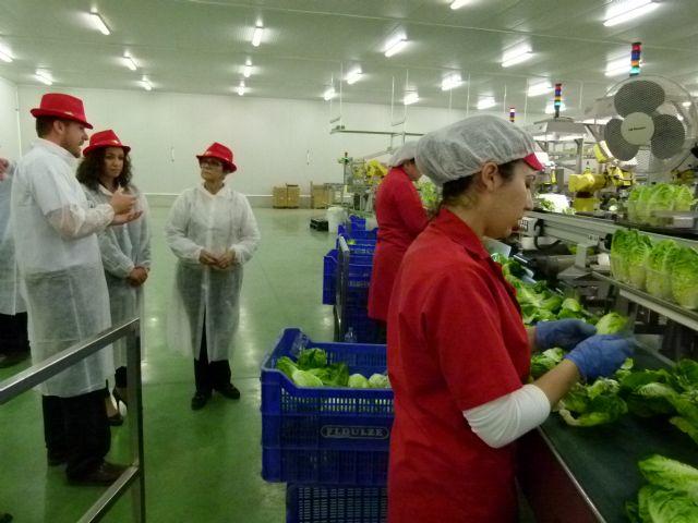 Casalduero afirma que el PP no defiende nuestra agricultura como debería ante la Unión Europea - 2, Foto 2