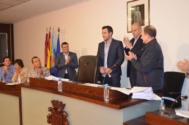 Alfonso Samper Úbeda toma posesión de su acta de concejal en sustitución de Celia Martínez - 2, Foto 2