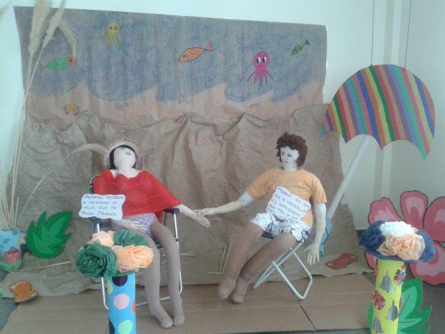 Los usuarios del Centro de Día también celebran Los Mayos, Foto 4