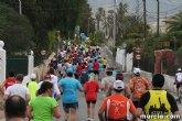 Casi 300 inscritos ya en la XVIII Subida a La Santa de Totana