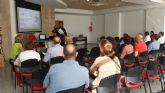 La FAGA explica el programa Edukaló entre la comunidad docente de San Pedro del Pinatar