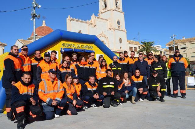 El Pleno felicita a la Agrupación de Voluntarios de Protección Civil en su 20 aniversario - 1, Foto 1
