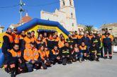 El Pleno felicita a la Agrupación de Voluntarios de Protección Civil en su 20 aniversario