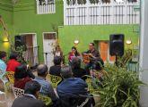 Puerto Lumbreras acogió el espectáculo cultural 'Poetas y Cuadrilleras. Vivencias musicales'