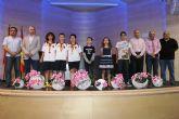 El ayuntamiento homenajea a varios deportistas mazarroneros por sus �xitos
