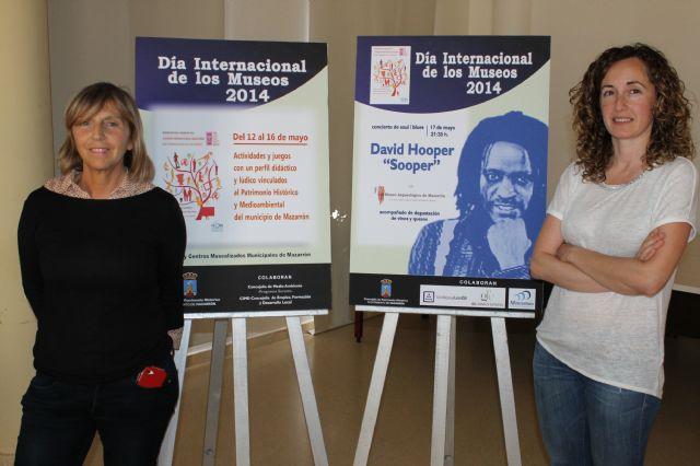 Mazarrón celebra un año más el Día Internacional de los Museos del 12 al 18 de mayo - 2, Foto 2