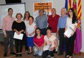 Cuatro personas de la pedanía de Barinas participan en el taller socio-ocupacional