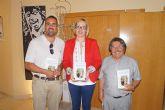 El vecino de Las Torres de Cotillas José Antonio Frutos presenta su primera novela