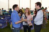 Cientos de personas participan en la I Feria Tecnológica Pinatar Interactiva