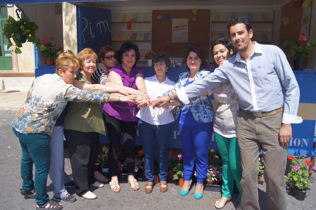 Totana conmemora el Día Internacional de la Fibromialgia y la Fatiga Crónica con la lectura de un manifiesto, Foto 1