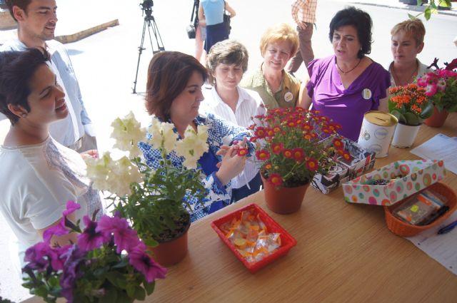 Totana conmemora el Día Internacional de la Fibromialgia y la Fatiga Crónica con la lectura de un manifiesto, Foto 2