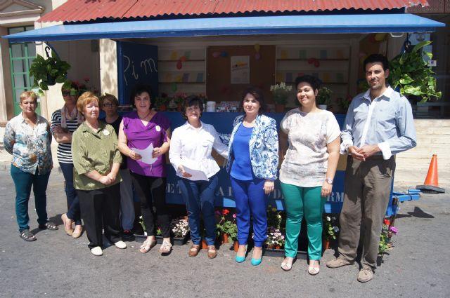Totana conmemora el Día Internacional de la Fibromialgia y la Fatiga Crónica con la lectura de un manifiesto, Foto 3