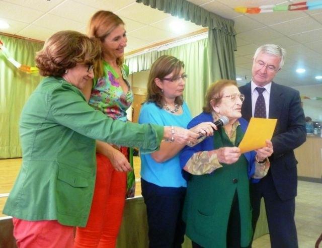 El Centro de Día de San Javier lleva 11 años dando servicio a los mayores de este municipio - 1, Foto 1