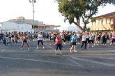 El 'Gimnasio Las Torres' celebró su décimo aniversario con una gran 'master class' gratuita al aire libre