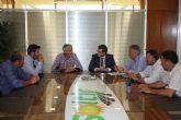 El alcalde de Torre-Pacheco visita las instalaciones de SOLTIR