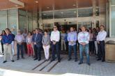 El Ayuntamiento de San Javier guardó un minuto de silencio por la muerte de Isabel Carrasco
