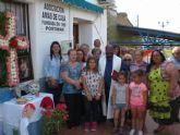 Portmán celebra las cruces de mayo 2014