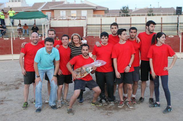 El Grand Prix vuelve poner a prueba la fuerza, habilidad y destreza de los jóvenes alhameños, Foto 1