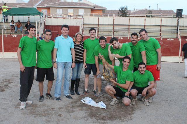 El Grand Prix vuelve poner a prueba la fuerza, habilidad y destreza de los jóvenes alhameños, Foto 2