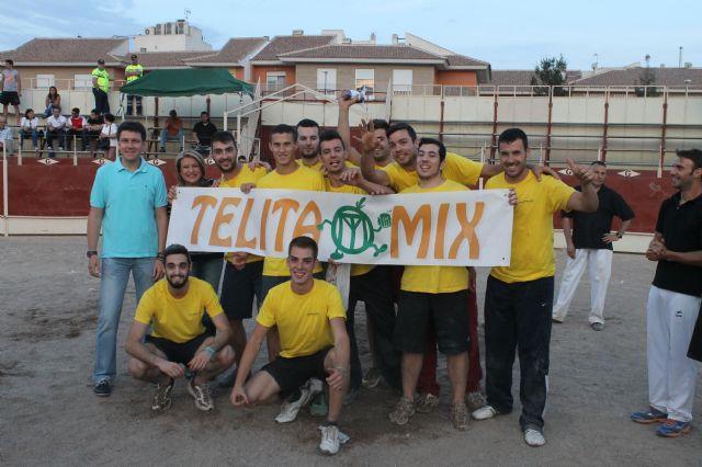 El Grand Prix vuelve poner a prueba la fuerza, habilidad y destreza de los jóvenes alhameños, Foto 3