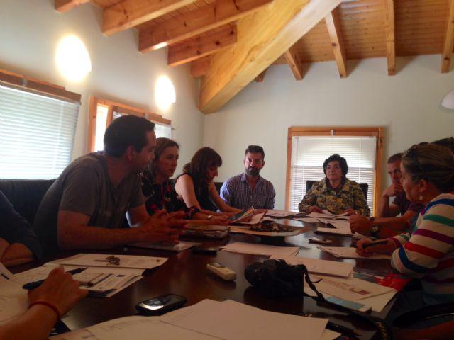La Mesa de Calidad de Sierra Espuña aprobó ayer las distinciones de las empresas evaluadas en el destino Sierra Espuña para el Comité Interdestinos SICTED, Foto 1