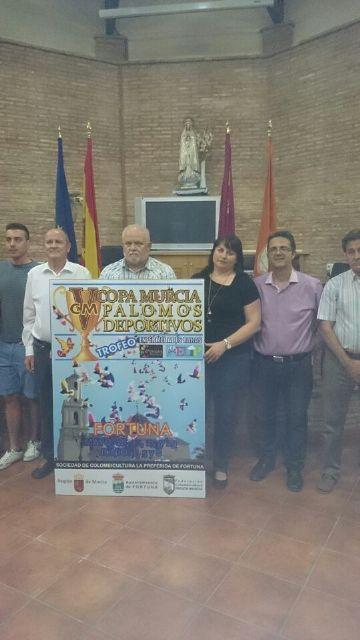 Palomos solidarios con las Enfermedades Raras - 2, Foto 2
