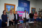 El Ayuntamiento ha firmado un convenio de colaboración con la empresa Mapeka.es