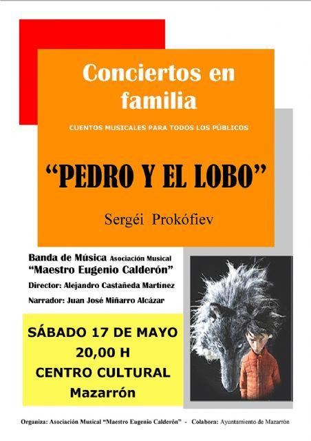 Este sábado 17 de mayo la ´Maestro Eugenio Calderón´ pone en escena el cuento musical ´Pedro y el lobo´ - 1, Foto 1