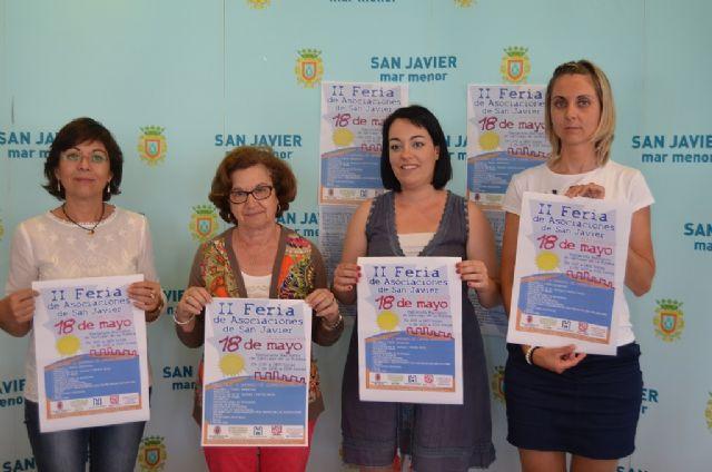 La II Feria de Asociaciones reunirá el domingo 18 de mayo a 35 asociaciones en la explanada Barnuevo - 1, Foto 1