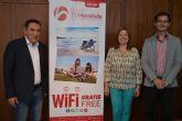 La playa de Villananitos contará con WIFI gratuito y de libre acceso a partir de este verano
