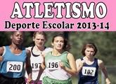La concejalía de Deportes organiza la fase local de atletismo de Deporte Escolar