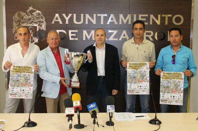 La III Vuelta Ciclista Ruta Cadetes a la Región de Murcia llega a Mazarrón - 2, Foto 2