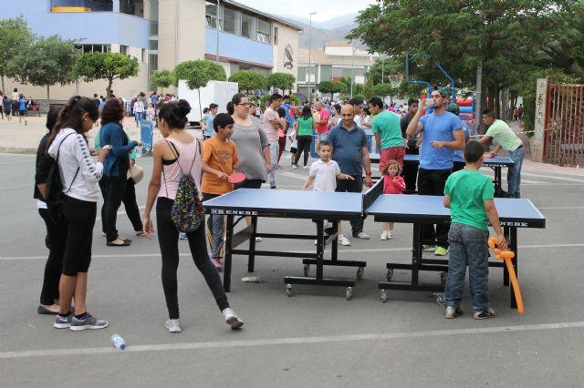 Los Deportimayos 2014 reúnen a cientos de niños, Foto 1