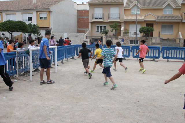 Los Deportimayos 2014 reúnen a cientos de niños, Foto 2
