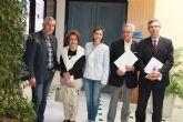 Ram�n Muñoz-Ch�puli Oriol, ganador de la XIV edici�n del Mart�nez-Mena. Ram�n Bascuñana ha obtenido el segundo premio