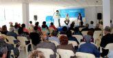 El Partido Popular de Puerto Lumbreras celebra un acto sectorial con personas mayores en el Centro de la 3ª Edad Vicente Ruiz Llamas