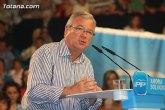 El PSOE pregunta a Valcárcel 'por qué solo se acuerda de Totana cuando estamos en campaña'