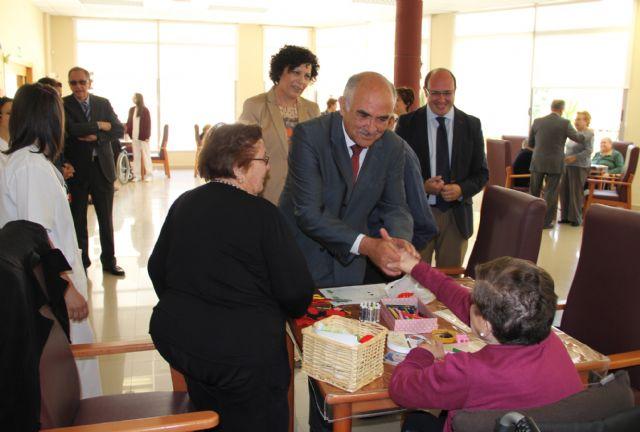 El Presidente Garre visita Puerto Lumbreras y trabaja junto al Equipo de Gobierno en grandes proyectos de desarrollo económico para el municipio - 1, Foto 1