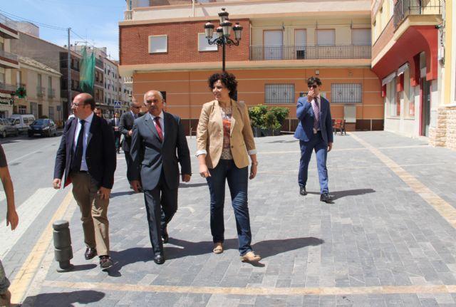 El Presidente Garre visita Puerto Lumbreras y trabaja junto al Equipo de Gobierno en grandes proyectos de desarrollo económico para el municipio - 2, Foto 2