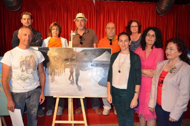 Blai Tomás ganó el II Concurso Nacional de Pintura al Aire Libre Villa de San Javier - 2, Foto 2