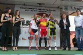 Juan Antonio Sánchez, del Club Ciclista Santa Eulalia, oro y plata en los Campeonatos de España de Ciclismo Adaptado
