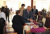 El Presidente Garre visita Puerto Lumbreras y trabaja junto al Equipo de Gobierno en grandes proyectos de desarrollo económico para el municipio