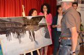 Blai Tomás ganó el II Concurso Nacional de Pintura al Aire Libre 'Villa de San Javier'