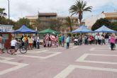 Los comerciantes Los Alcázares dan por inaugurada latemporada del baño en el Mar Menor 2014